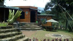 villa usman - puncak