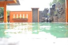 sewa villa murah di puncak ada kolam renang di villa sahabat