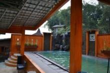 villa di puncak cisarua yang alami & nyaman di villa sahabat