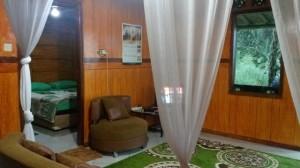 villa ali - kamar