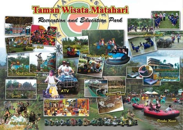 7 Tempat Wisata Puncak Bogor Jawa Barat Populer 2015